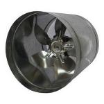 Вентилятор канальный CV300 (d=300, V=1000m3/h), из оцинкованной стали