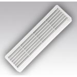 Переточная дверная решетка 4409ДП, вентиляционная 450х91, комплект 2 шт.