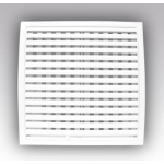Решетка 3535РРП разъемная вентиляционная с регулируемым живым сечением, 350х350