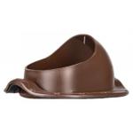 Элемент проходной коричневый, для металлочерепицы Monterrey, SPTM Brown