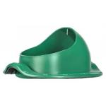 Элемент проходной зеленый, для металлочерепицы Monterrey, SPTM Green