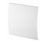 Лицевая панель 125 PEB, белый ESCUDO, пластик, Awenta