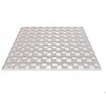Решетка потолочная 595*595мм,  П6060ДП, FUSION, пластик, белая